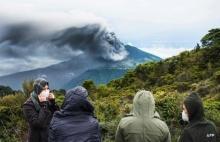 ภูเขาไฟทูร์เรียลบาในคอสตาริการะเบิดครั้งรุนแรง