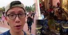 เอาอีกแล้ว!! นักท่องเที่ยวจีนกับพฤติกรรมแย่ๆ ในเซี่ยงไฮ้