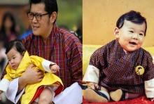 ภาพใหม่ เจ้าชายน้อยแห่ง ภูฎาน สดใส ร่าเริง น่ารักมาก