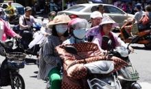 จีนเตือนประชาชนรับมือคลื่นอากาศร้อนแผ่กระจายเกือบทั่วประเทศ!
