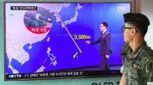 ระทึกสงครามโลก!! เกาหลีเหนือยืนยันเตรียมถล่ม เกาะกวม วางแผนยิงขีปนาวุธ 4 ลูก กลางเดือนนี้!!