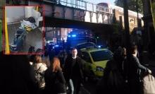 ด่วนที่สุด! ระเบิดขบวนรถไฟใต้ดินลอนดอน