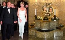 ห้างแฮร์ร็อดส์ย้ายรูปปั้นรำลึกเจ้าหญิงไดอานา-โดดี้ ออก!! ส่งคืนเศรษฐีอัลฟาเยด (มีคลิป)