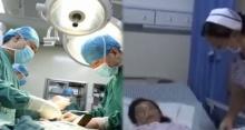 หญิงสาวปล่อยท้องบวม นาน 10 ปี สุดท้ายทนไม่ไหว ต้องไป รพ. หมอผ่าท้องดูถึงกับผงะ!!?