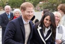พระคู่หมั้น เจ้าชายแฮร์รี่ เข้าพิธีล้างบาปก่อนเสกสมรส