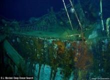 พบเหรียญเงินกว่าพันล้าน ในซากเรือสงครามโลกที่ 2