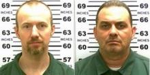 สองนักโทษฆ่าคนตายแหกคุก ที่นิวยอร์กครั้งแรกในรอบ 150 ปี