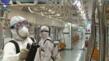 รพ.-รถไฟใต้ดินเกาหลีใต้ ผู้ใช้บริการลด กลัวติดไวรัสเมอร์ส