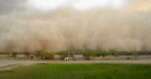 คลิประทึก!! พายุฝุ่นถล่มในเมืองสหรัฐฯ ปกคลุมไปทั้งเมือง