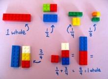 เก๋กู๊ด!! ครูชาวสหรรัฐฯ ใช้ตัวต่อเลโก้สอนคณิตศาตร์ให้เด็ก ๆ