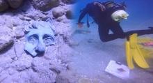 """""""2 นักดำน้ำ""""ค้นพบสมบัติโบราณใต้ท้องทะเล!!"""