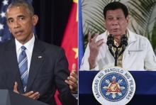 ปากเก่งจนเป็นเรื่อง 'โอบามา'ยกเลิกหารือ ปธน ฟิลิปปินส์ หลังถูกแซะ!เป็นลูกโสเภณี