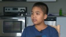 สุดยอดอัจฉริยะ!!ดช.12 ขวบเป็นนศ.ในมหาลัยแคนาดาชื่อดัง