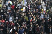 อิหร่านเรือนแสนชุมนุมต้านรัฐบาลทรัมป์ เตือนอย่าพูดจาข่มขู่คุกคาม