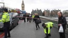 คืบหน้า!!เหตุผู้ก่อการร้ายโจมตีในลอนดอนยอดตายเพิ่มเป็น5ศพเจ็บ40คน