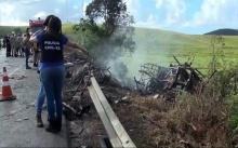 เหตุสลด!!! รถชนกันหลายคันในบราซิล เสียชีวิต 21 ราย!