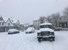 สหราชอาณาจักรอ่วม เผชิญหิมะถล่มหนักหลายพื้นที่ ประกาศเตือนภัยระดับสูง